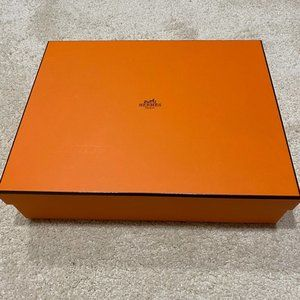 AUTHENTIC Hermes Gift Box